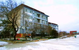 """База отдыха """"Моряк"""" , Бердянск"""