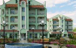 """Гостиничный комплекс """"Эдем"""" , Затока"""