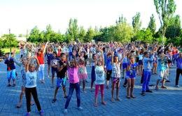 Детский лагерь им. Гагарина , Приморск